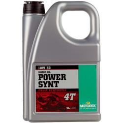 Huile Motorex Power Synt 4T...