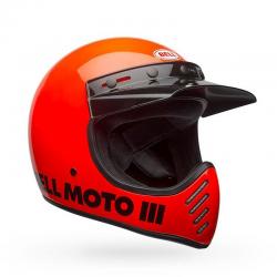 Casque Bell Moto-3 Gloss...