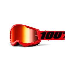 Lunettes 100% Strata2 Red...