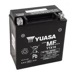 Batterie Yuasa YTX16