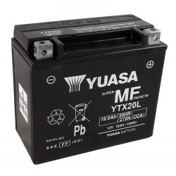 Batterie Yuasa YTX20L