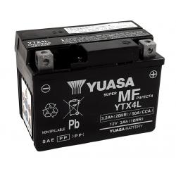 Batterie Yuasa YTX4L