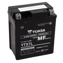 Batterie Yuasa YTX7L