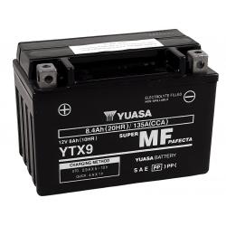 Batterie Yuasa YTX9