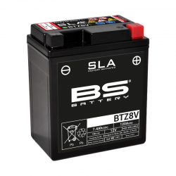 Batterie BS Battery BTZ8V SLA