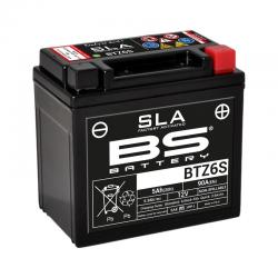 Batterie BS Battery BTZ6S SLA