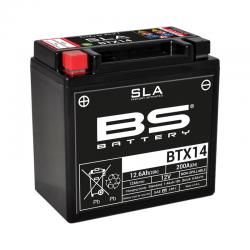 Batterie BS Battery BTX14 SLA