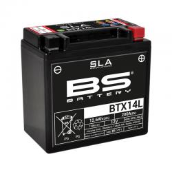 Batterie BS Battery BTX14L SLA