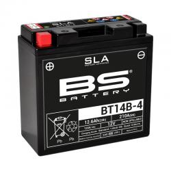 Batterie BS Battery BT14B-4...
