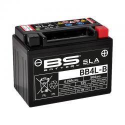 Batterie BS Battery BB4L-B SLA