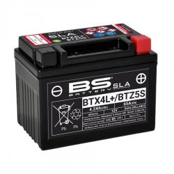 Batterie BS Battery BTX4L+ SLA