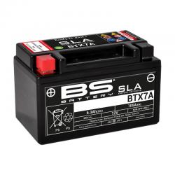 Batterie BS Battery BTX7A SLA