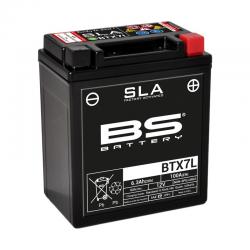 Batterie BS Battery BTX7L SLA