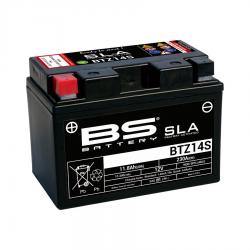 Batterie BS Battery BTZ14S SLA