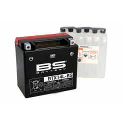 Batterie BS Battery BTX14L-BS