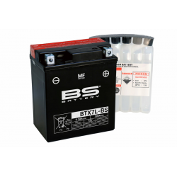 Batterie BS Battery BTX7L-BS