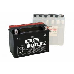 Batterie BS Battery BTX15L-BS