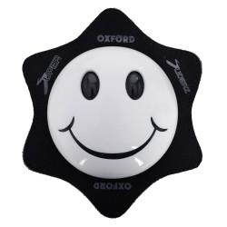 Sliders Oxford Smiley (blanc)