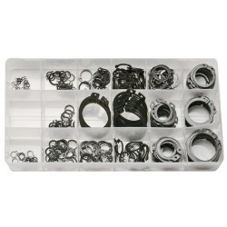 Assortiment de circlips de...