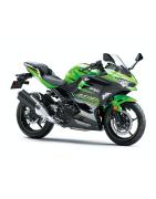 Protections - Radiateur/ collecteur - Kawasaki Ninja 400