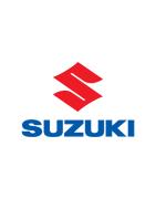 Protections - Tampons de protection de cadre - Kits complets - Suzuki