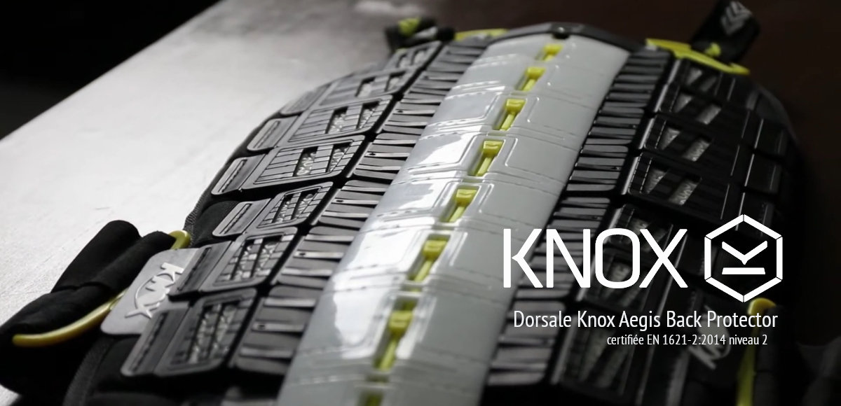 Dorsale Knox Aegis Back Protector