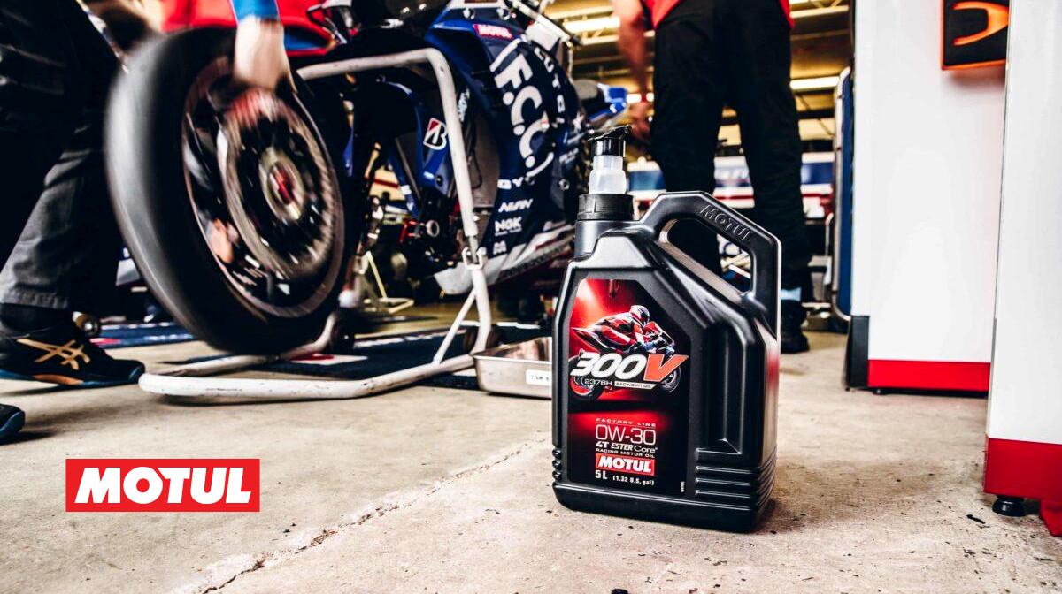 Gamme complète huile moteur Motul